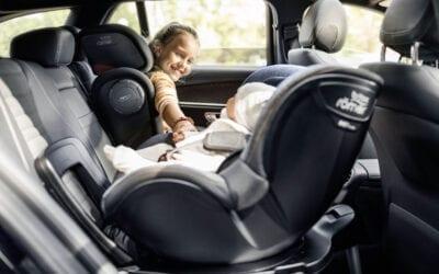 Copiii și Siguranța în Mașină